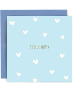 BABY BOY Card - It's a Boy!