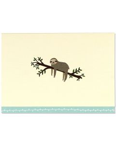 Boxed Notecards - Sloth