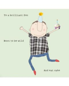 SON Birthday - Born to be wild....