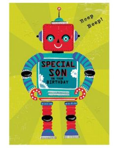 SON Birthday - Robot
