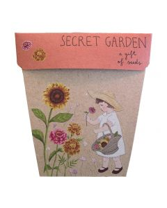 Secret Garden - Card & Gift of Seeds
