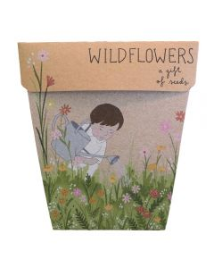 Wildflowers - Card & Gift of Seeds