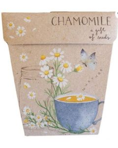 Chamomile - Card & Gift of Seeds