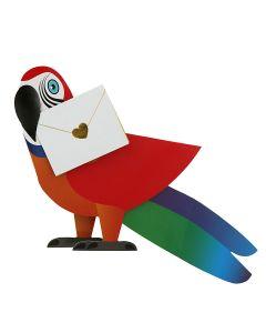 3D Card - Polly