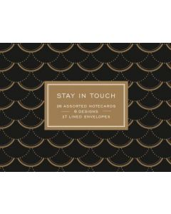 Stay in Touch Assorted Notecard set