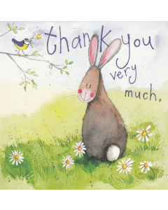 'Thank You Very Much' Card