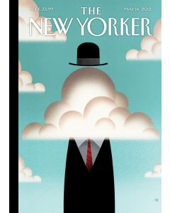 Head in the Clouds - New Yorker Cover