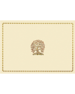 Tree of Life Notecard Box