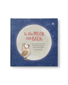 Hardcover Book - To the Moon and Back