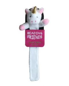 Unicorn soft plush Bookmark