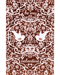 Valentine Card - Love Birds