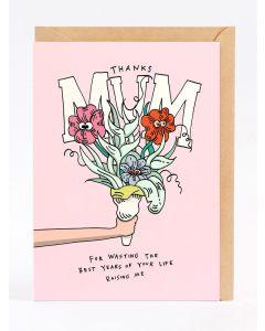 MUM Card - Best Years