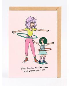 MUM Card - Fun Mum