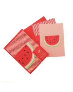 Watermelon Crush Notecards Wallet