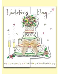 'Wedding Day' Card
