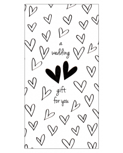 'A Wedding Gift for You' Money/Gift Voucher Wallet
