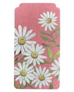 White Daisies Gift Tag