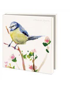 Notecard Wallet - Birds by Michelle Dujardin