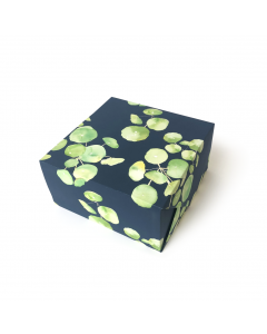 Folded Wrapping Paper - Lily Pads