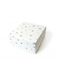 Folded Wrapping Paper - Botanical