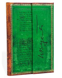 Yeats, Easter 1916 Mini Wrap Journal