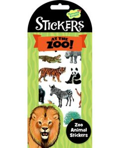 Stickers - Zoo Animals
